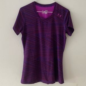 Under Armour fitted tee